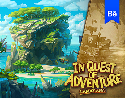 In Quest of Adventure Landscape
