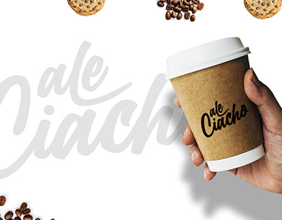 Ale Ciacho - Branding