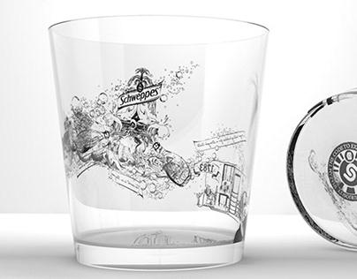 Schweppes Glass Story