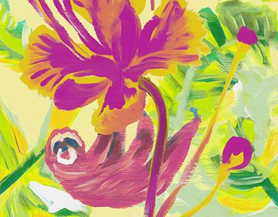 summer tropical designs