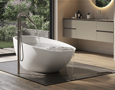 Bathroom (Italy)