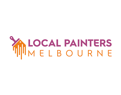 Logo Design for Local Painters Melbourne