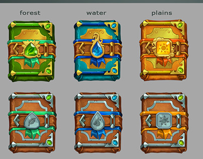 Card boosters (Legends of Moonvale)