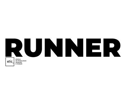 RUNNER - VIDEOGAME CONCEPT