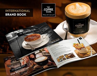 The Coffee Club - International Brand Book