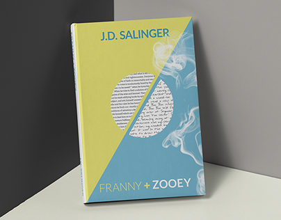 Frank & Zooey - Book Cover