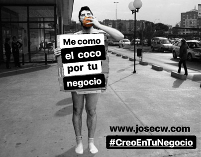 Yo #CreoEnTuNegocio Marketing efectivo