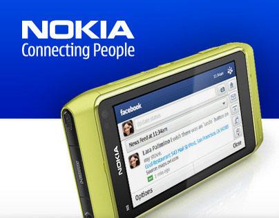 Nokia : Redesign Concept