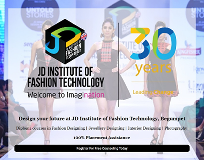 JD Institute Fashion Technology