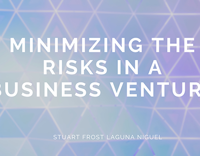 Minimizing the Risks in a Business Venture