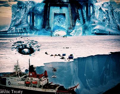 Wallpaper Antarctic Treaty