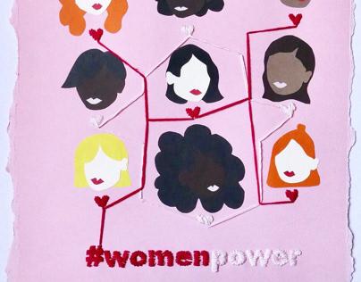 #womenpower