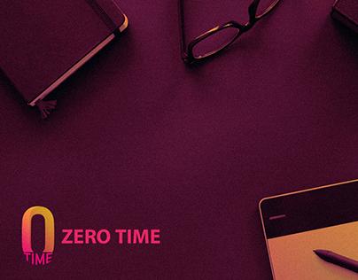 Zerotime | Re-Branding