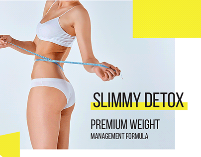 Slimmy Detox - supplement package