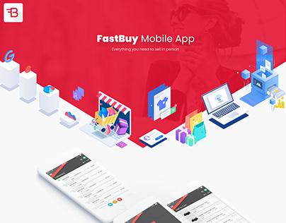 FastBuy POS Mobile App