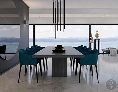 Marbella Penthouse Interior Design