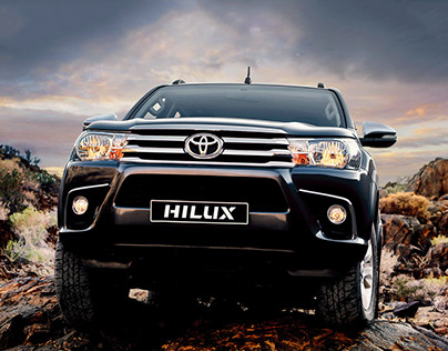 Hilux 2016 Vehicle Launch Campaign for Toyota