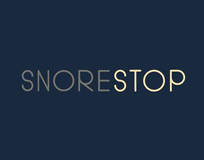 SnoreStop / Public health campaign