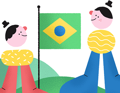 Snapchat - Independência do Brasil