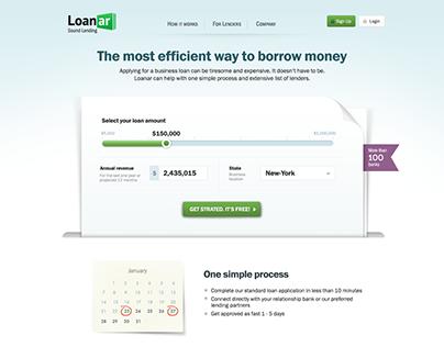 Loanar - Loans marketplace