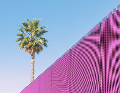 URBAN GEOMETRY // ALICANTE II (The one with the trees)