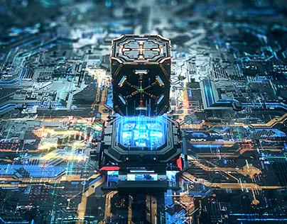 Sci-fi Quantum Computer