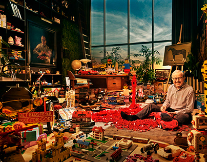 Kjeld Kirk - Cover - Et liv med Lego