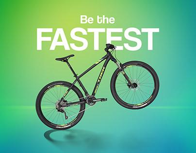 TREK Bikes Ad