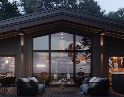 RAIN HOUSE exterior