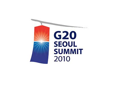 G20 SEOUL SUMMIT 2010 | National Event Identity