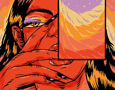 Day Dreaming | A Quarantine Comic