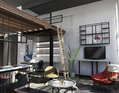 Loft in the City