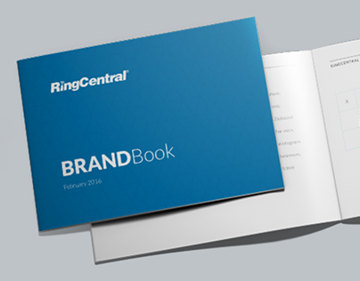 Corporate Brand Assets: RingCentral
