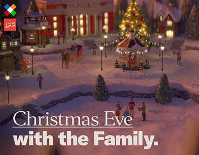 IFC - Christmas Eve with the Family