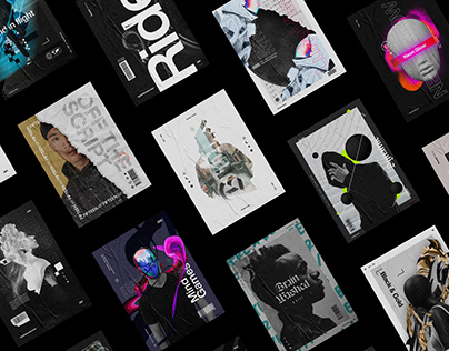 Series 01 — Poster Collection