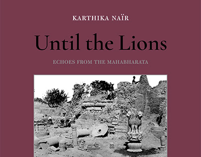Until the Lions book cover
