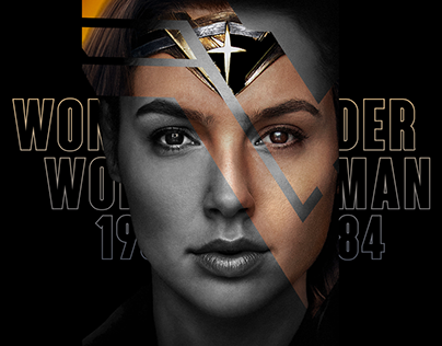 Wonder Woman 1984 (Promo Site)