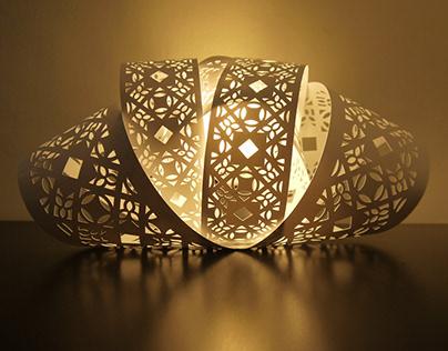 Patella lampshade