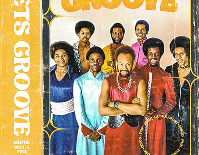 Let's Groove (Cover Art VHS)