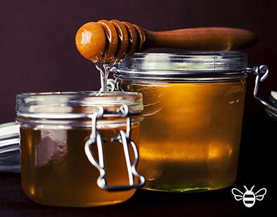 Branding - Henry's Honey