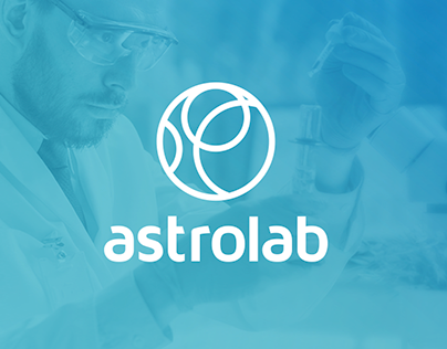 Astrolab - EMS | Branding