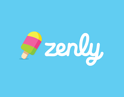 Zenly App logo redesign