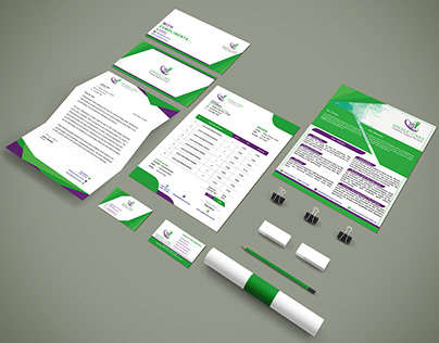 Stationery and Flyer Design