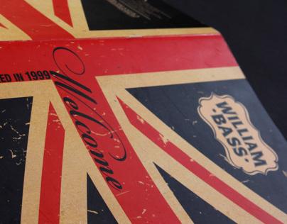 William Bass menu