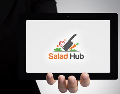 Salad Hub - Logo Design