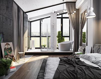 Sunny Bed Design