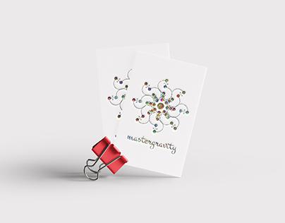 Mastergravity - Identity Design - Logo Design
