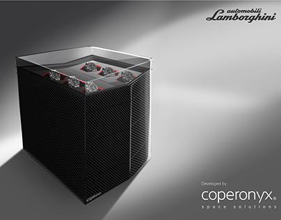 Concept Furniture line: Lamborghini DNA
