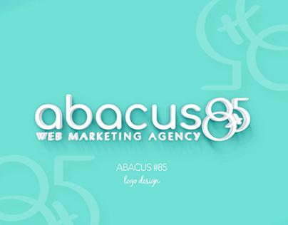 Abacus #85 Logo Design