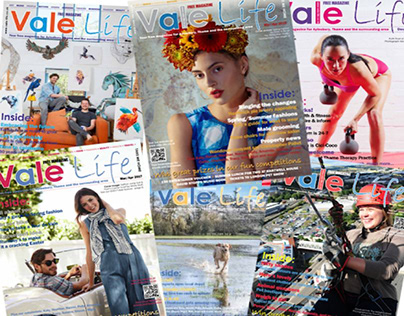 Newspaper Classifieds Now at Vale Life Magazine